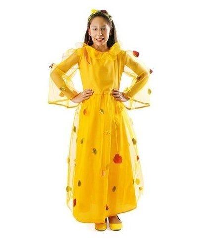 Magicoo Gele zomer jurk