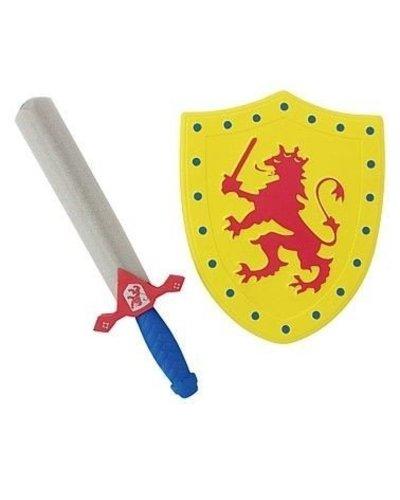 Magicoo Ridder schild en zwaard