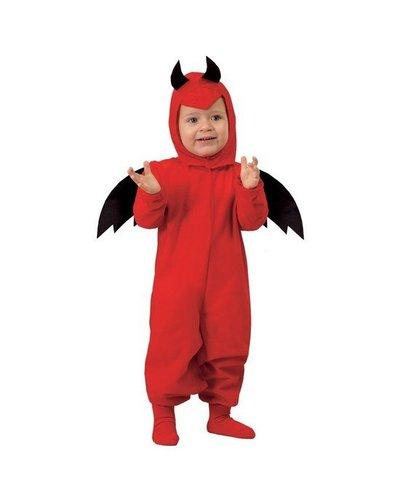 Magicoo Duivel kostuum voor baby's en peuters