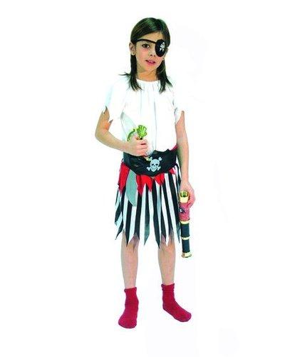 Magicoo Piratenpak meisjes