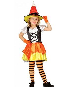 Magicoo Heksenpak Candy kinderen