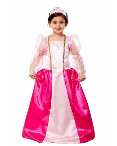 Magicoo Roze prinsessenjurk Raponsje of Rapunzel jurk