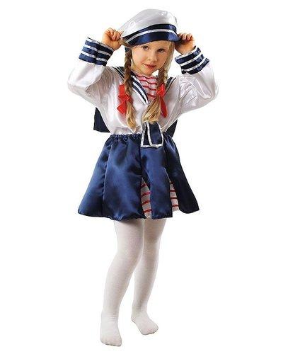 Magicoo Marine kostuum voor meisjes