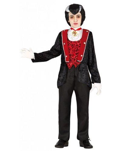 Magicoo Graaf vampier kostuum kind