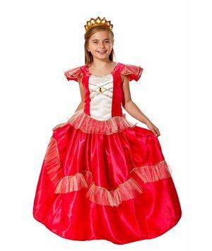 "Magicoo Rode prinsessenjurk ""Maxima"""