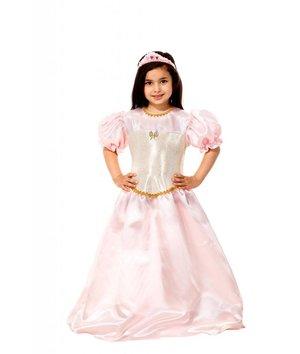 Magicoo Roze prinsessenjurk met goud