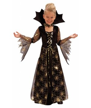 Magicoo Vampier jurk Spiderella