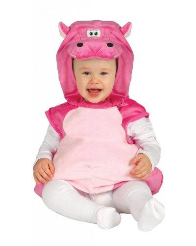 Magicoo Roze hippo pak baby's en peuters