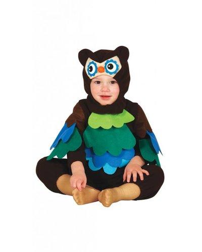 Magicoo Uil kostuum baby's en peuters