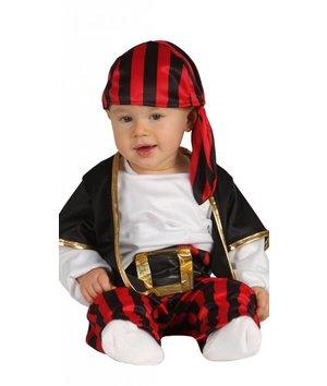 Magicoo Piratenpak baby's en peuters