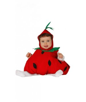 Magicoo Aardbei kostuum baby's en peuters