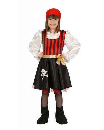 Magicoo Piraten pak meisjes