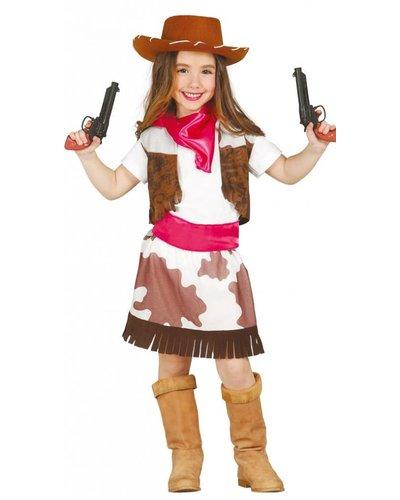 Magicoo Cowgirl pak voor kinderen