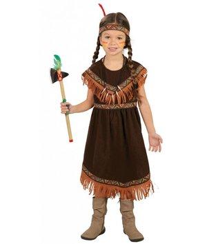 Magicoo Indianen kostuum meisjes