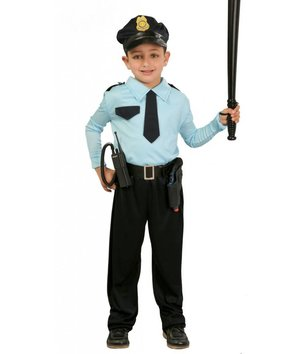 Magicoo Politie uniform kinderen