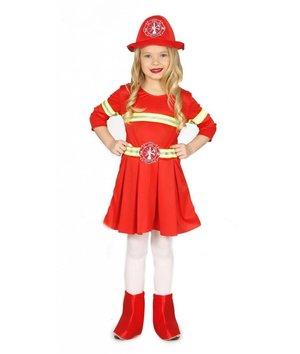 Magicoo Brandweerpak meisje