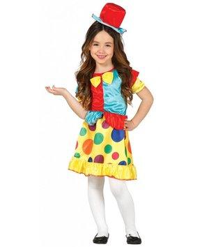 Magicoo Clownspak voor meisjes