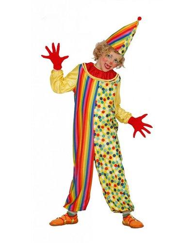 Magicoo Clown kostuum kinderen