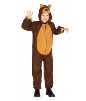 Magicoo Beren kostuum kind