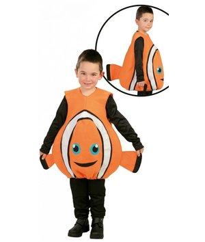 Magicoo Clownvis kostuum Nemo