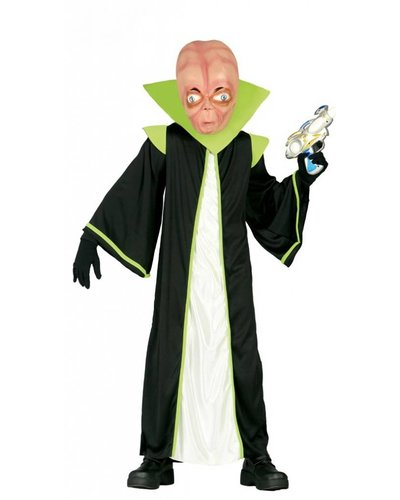 Magicoo Alien kostuum kind
