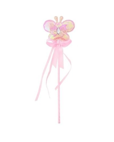 Magicoo Prinsessenstaf met licht roze vlinder