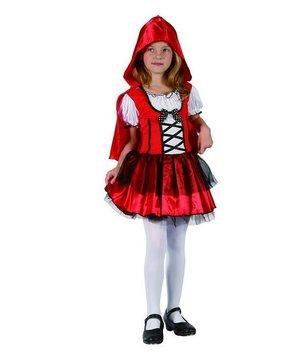 Magicoo Roodkapje kostuum voor meisjes