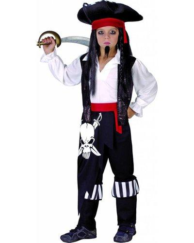 Magicoo Piratenkapitein kostuum kinderen