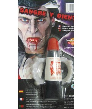 Magicoo Vampier tanden en vampieren bloed