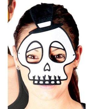 Magicoo Schedel masker voor Halloween