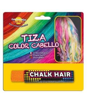 Magicoo Oranje uitwasbaar haar kalk haarkrijt