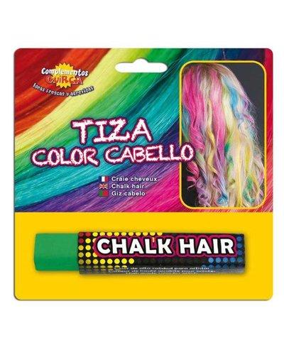 Magicoo Groen uitwasbaar haar kalk haarkrijt