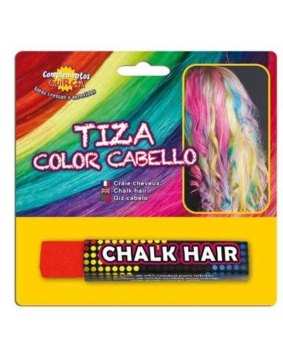 Magicoo Rood uitwasbaar haar kalk haarkrijt
