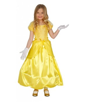 Magicoo Gele prinsessenjurk Emma
