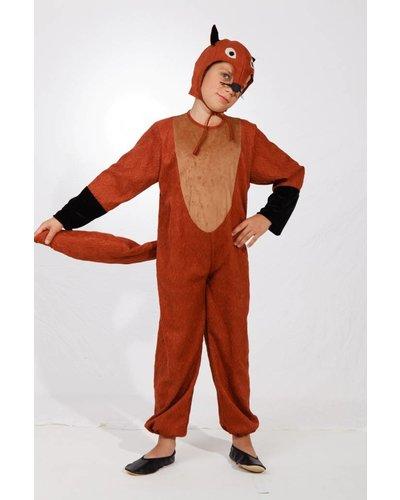 Magicoo Vos kostuum voor kinderen