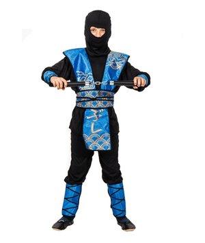 Magicoo Blauw Ninja pak kinderen