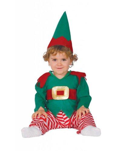 Magicoo Elfen kostuum baby's en peuters