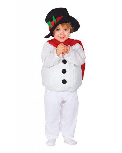 Magicoo Sneeuwman pak baby's en peuters