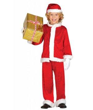 Magicoo Kerstman pak voor jongens