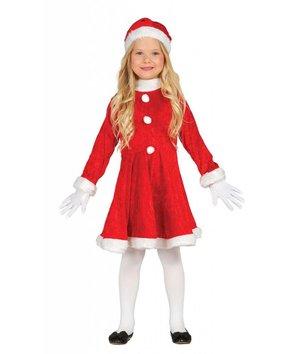 Magicoo Kerstjurk voor meisjes