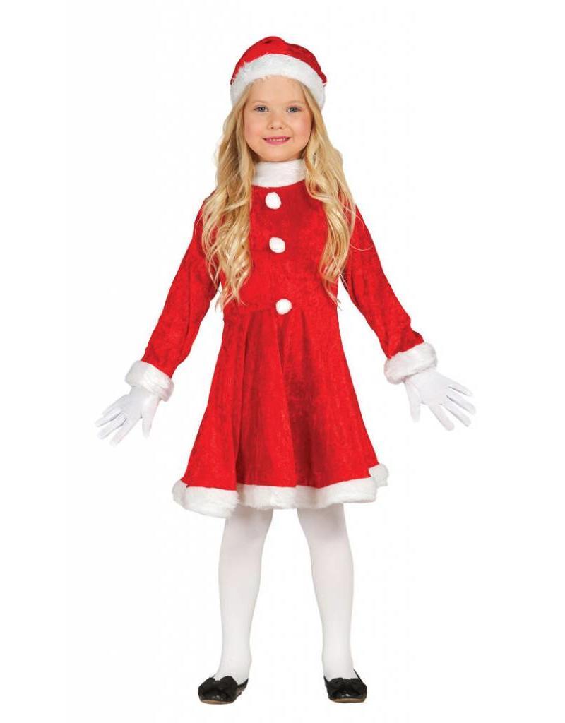 Kerst jurk kind