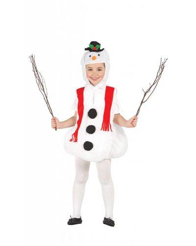 Magicoo Sneeuwman pak voor meisjes
