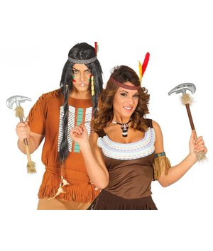 Magicoo Indianen bijl