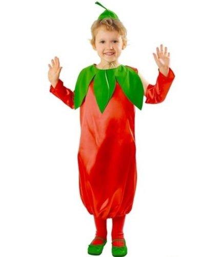 Magicoo Paprika pak kostuum