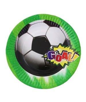 Magicoo Voetbal party borden