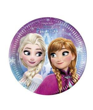 Frozen party borden