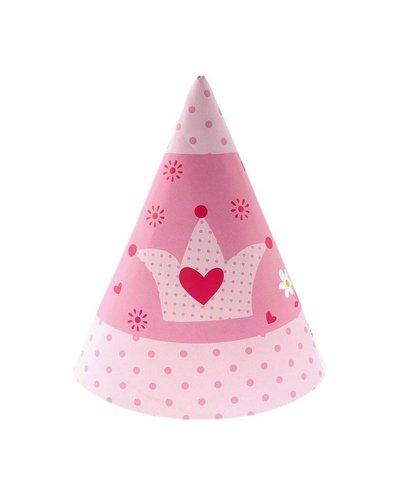 Magicoo Verjaardags hoedjes prinsessen