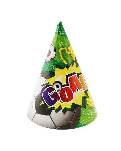 Magicoo Verjaardags hoedjes voetbal