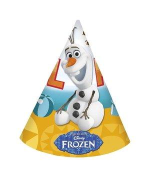 Verjaardags hoedjes frozen