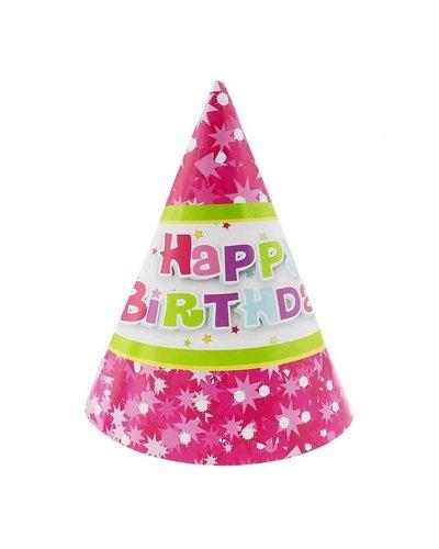 Magicoo Verjaardags hoedjes roze